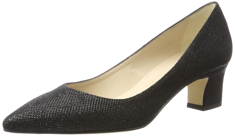 ba326e0c3c64 LK BENNETT Women's Annabelle Closed Toe Heels, Black (Bei-Trench 002), 6  UK: Amazon.co.uk: Shoes & Bags