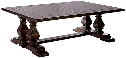 Amazon Com Hekman Furniture 81217 Servant Coffee Table Kitchen