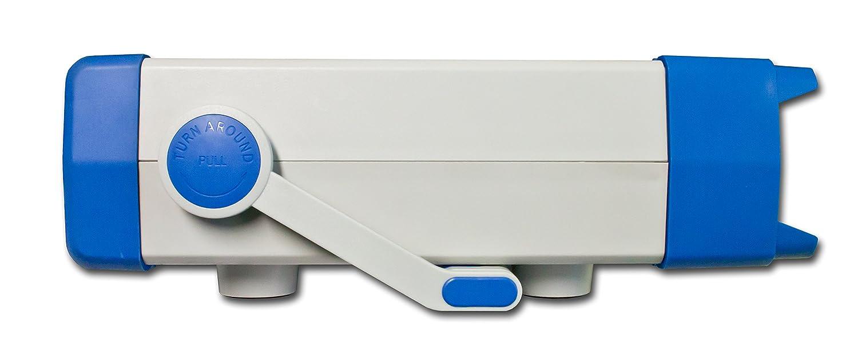 Mult/ímetro de mesa digital RMS pantalla LCD EN 61010-1; CAT I 600 V 22000 cuentas PeakTech 4090 software para PC funcionamiento con bater/ía USB probador de continuidad prueba de voltaje