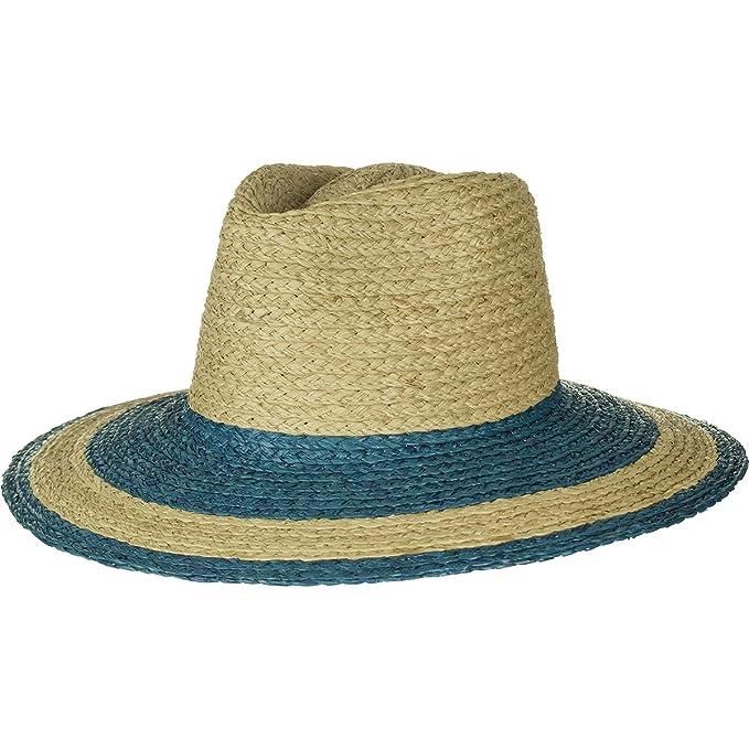 04c31fc86a460 Sombrero de ala Ancha Hampton by Brixton sombrero de veranosombrero de  mujer sombrero de verano  Amazon.es  Ropa y accesorios
