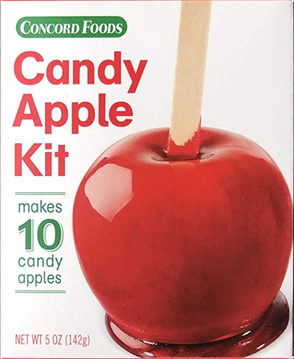 The Best Candy Apple Mix Kits