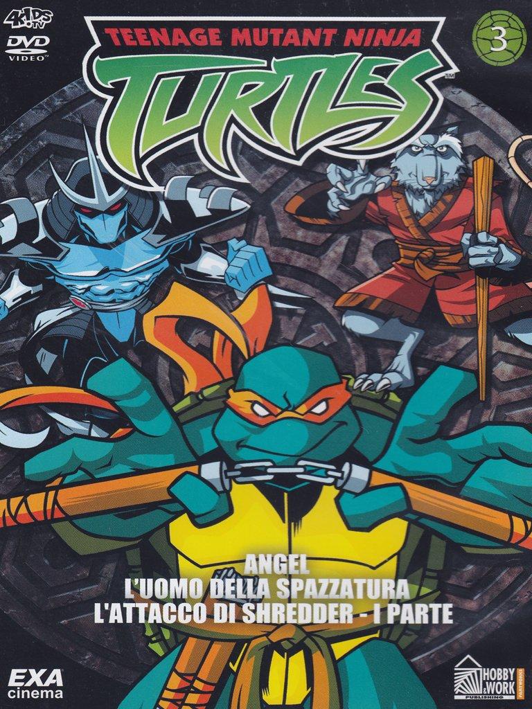 Teenage Mutant Ninja Turtles Volume 03 [Italia] [DVD ...
