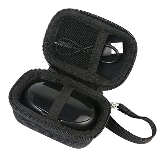 91cadc9a4b4 Image Unavailable. Image not available for. Color: Khanka Hard Travel Case  Replacement for ENACFIRE E19 True 5.0 Wireless Bluetooth Earbuds