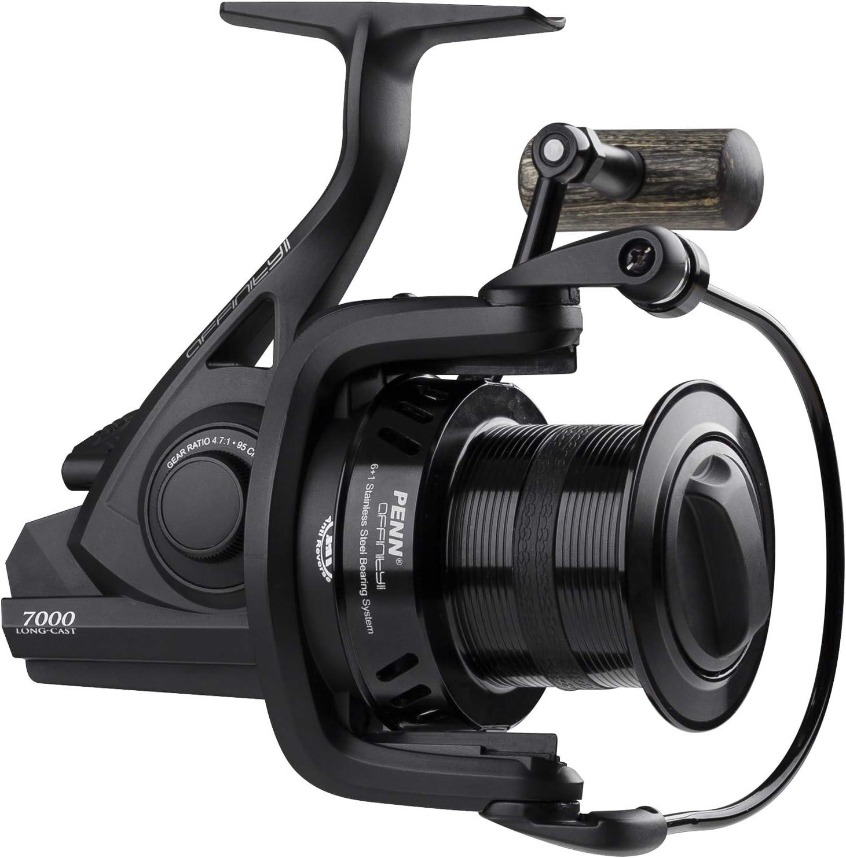 Penn Affinity II 8000 LC EU 1404623 - Carrete para Pesca de Carpa ...
