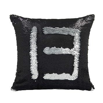Amazon.com: Coliang Funda de tamaño estándar, almohada de ...