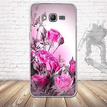 DREAMBAB Fundas para Samsung Galaxy Grand Prime Estuche G530 ...