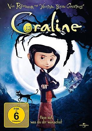 Coraline - Filmposter
