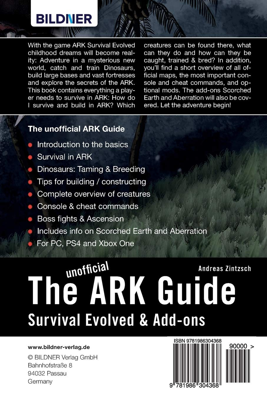 The unofficial ARK Guide: Survival Evolved & Add-ons: Amazon.es ...