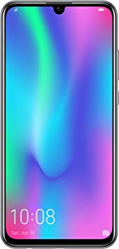 Honor 10 Lite, Smartphone débloqué, 4G (6,21 Pouces, 64 Go, 3Go RAM, Double Nano SIM ou Nano SIM + Micro SD, Android P) Noir