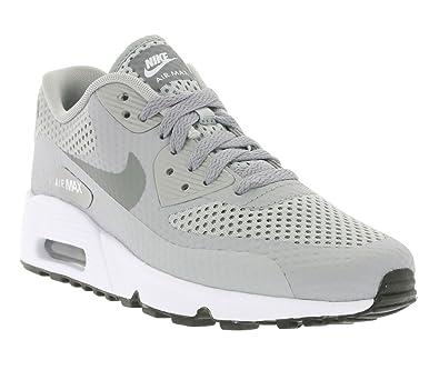 buy popular 29c97 51585 Nike Boys  Wolf Grey   Cool Grey-blk-white Gym Shoes Grey Size