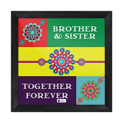 Indi ts Rakhi Gifts for Brother Bro Sis To her Forever