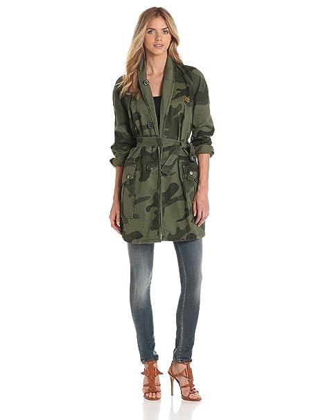 Mujer Abrigo Green Verde S Para rovic Star Talla G Color 0t7z5nx