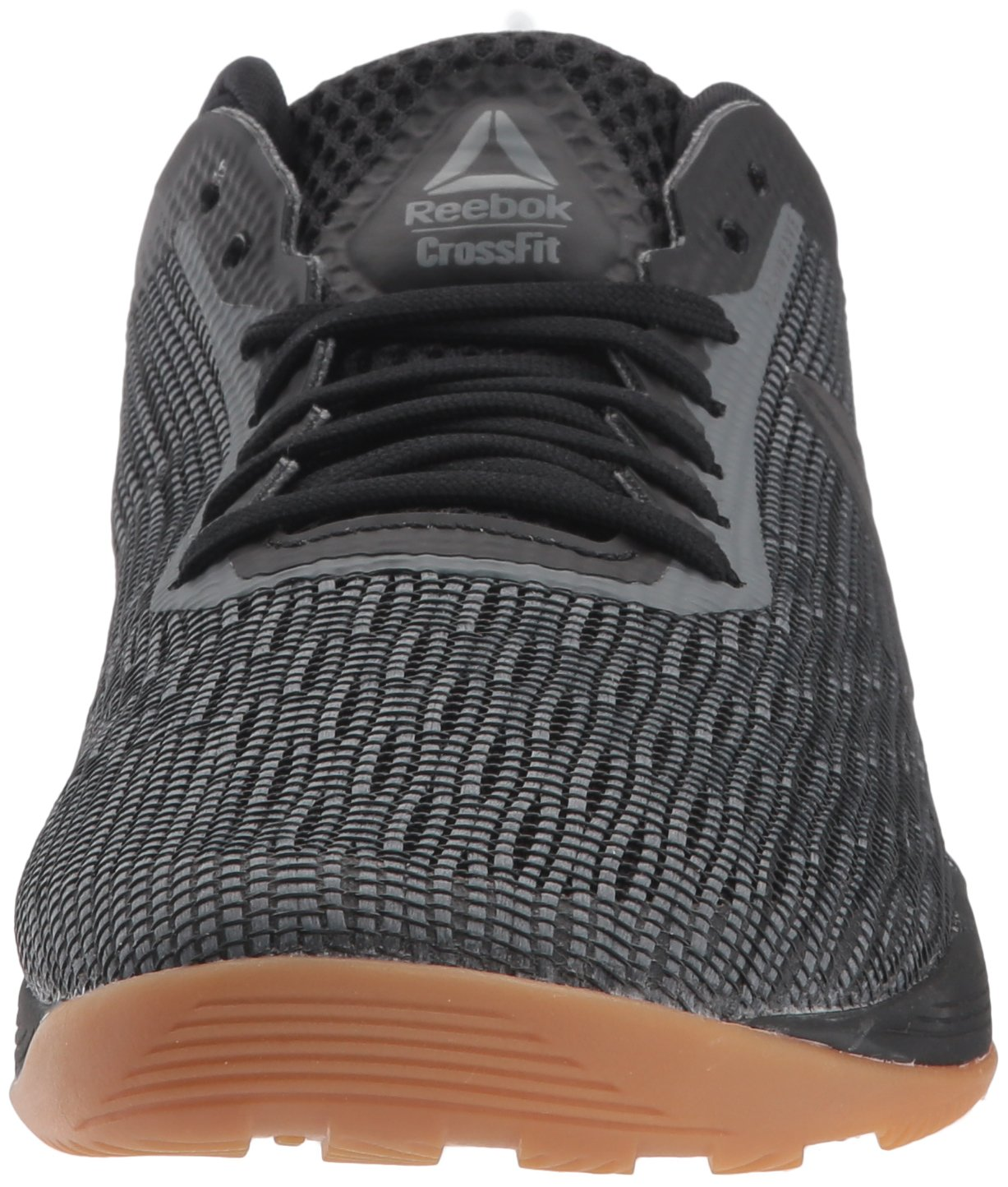 Reebok Women's Crossfit Nano 8.0 Flexweave Cross Trainer B073XJN5TL 7 B(M) US|Black/Alloy/Gum