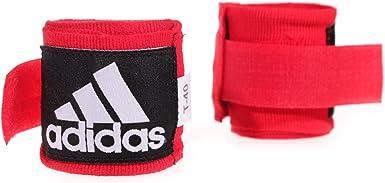 adidas 2.5mm Guante De Box Entrenamiento Vendaje para Manos - Rojo, 2.5mm: Amazon.es: Deportes y aire libre
