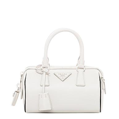 e327f3714004 ... discount prada womens mini saffiano top handle bag stone white 16275  c95a8 low cost prada x27vernicex27 black saffiano leather ...