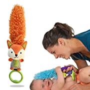 Yoee Baby Fox Premium Multi-Purpose Newborn Toys and Baby Development Toys 0-18 Months