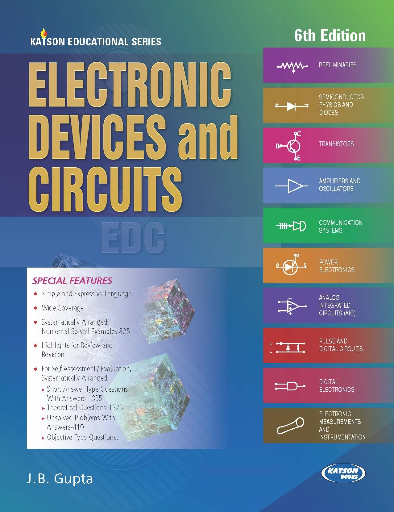 Buy Electronic Devices and Circuits Book Online at Low