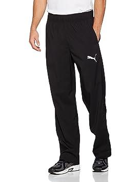 87c6409a8 PUMA Essential Pantalon Homme Puma Black FR : S (Taille Fabricant : S)