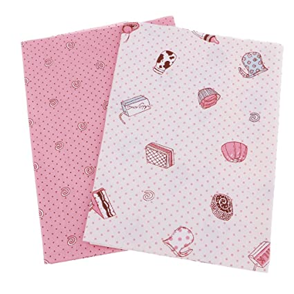 Buy ShoppingLane 2 pcs Snack Series Pattern Printed Sewing