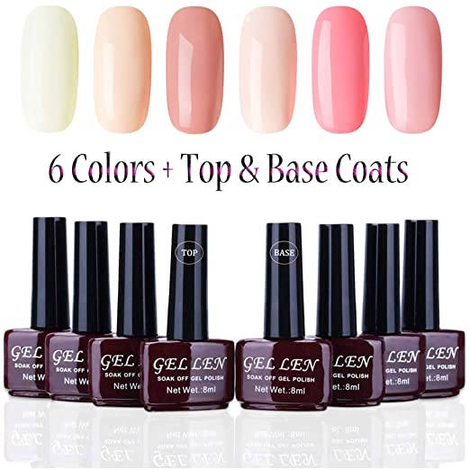 Best UV Gel Nail Polish Reviews 2019