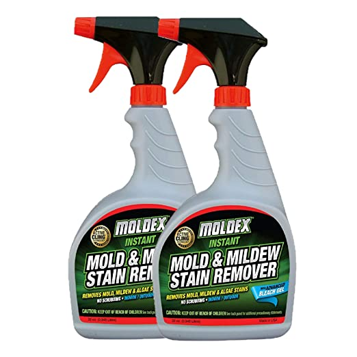 Amazon Moldex Biodegradable Mold and Mildew Stain Remover 32