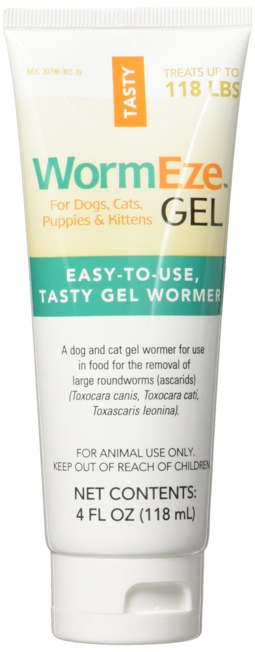 Peak Marketing Pet Wormer Gel, 4 oz by Peak Marketing