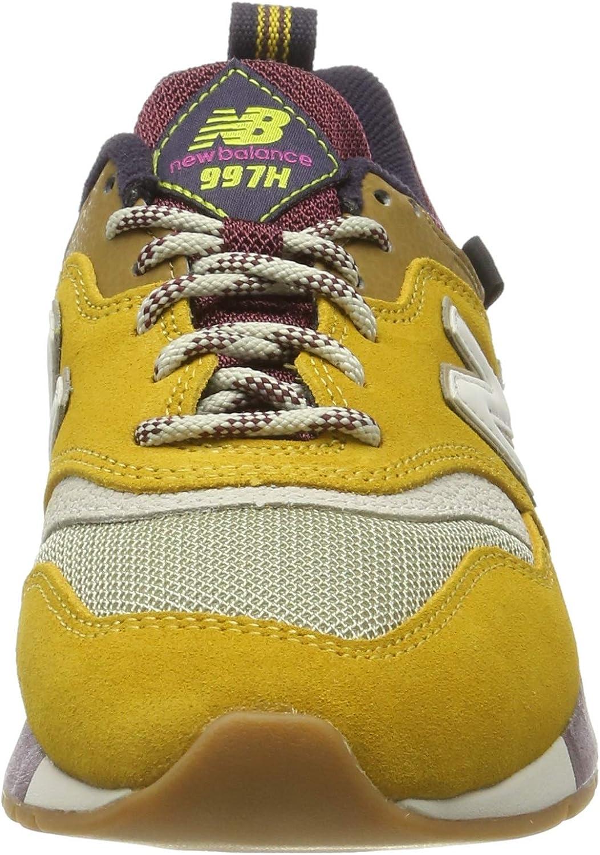 New Balance Damen 997h Sneaker, grau