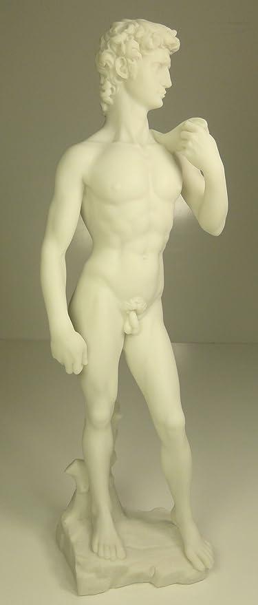Amazon.com: David retratadas por Michelangelo Blanco Nude ...