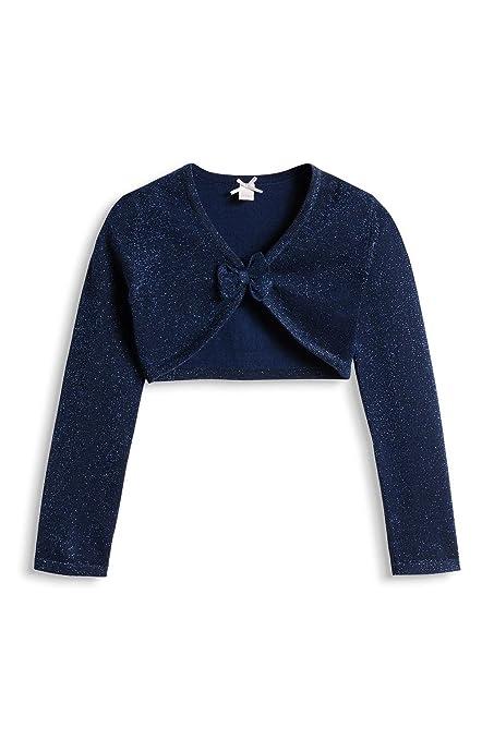 4 opinioni per ESPRIT aus Baumwolle-Cardigan Bambina Blu (Nave 400) 4 anni