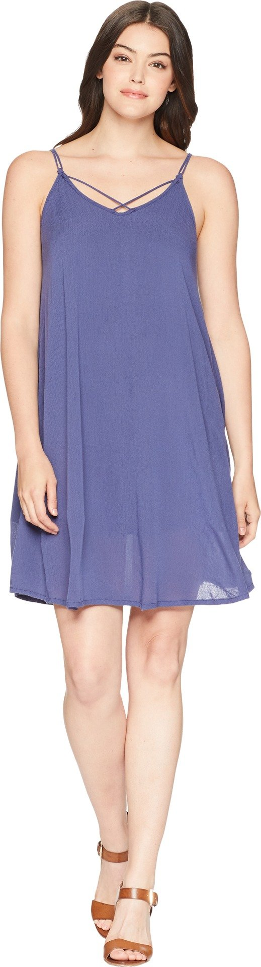 Roxy Junior's Half Year Old Dress, Crown Blue, L