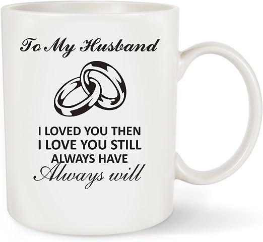Amazon.com: Esposa a regalo para marido,
