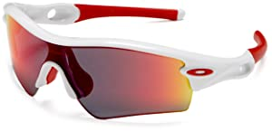 Oakley Men's Radar Path Iridium Polarized Sunglasses