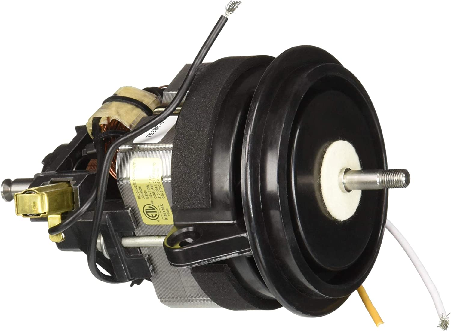 Oreck Motor, Type 8 only