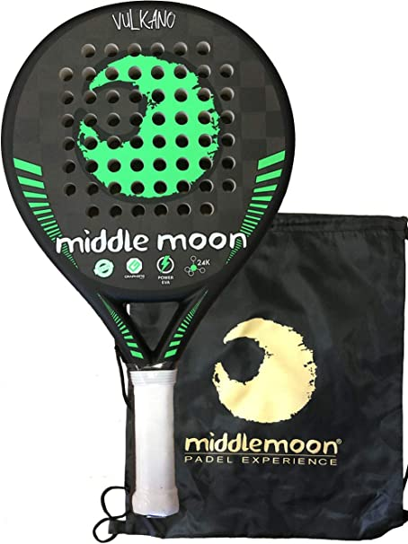 Middle Moon VULKANO 24K 2019: Amazon.es: Deportes y aire libre
