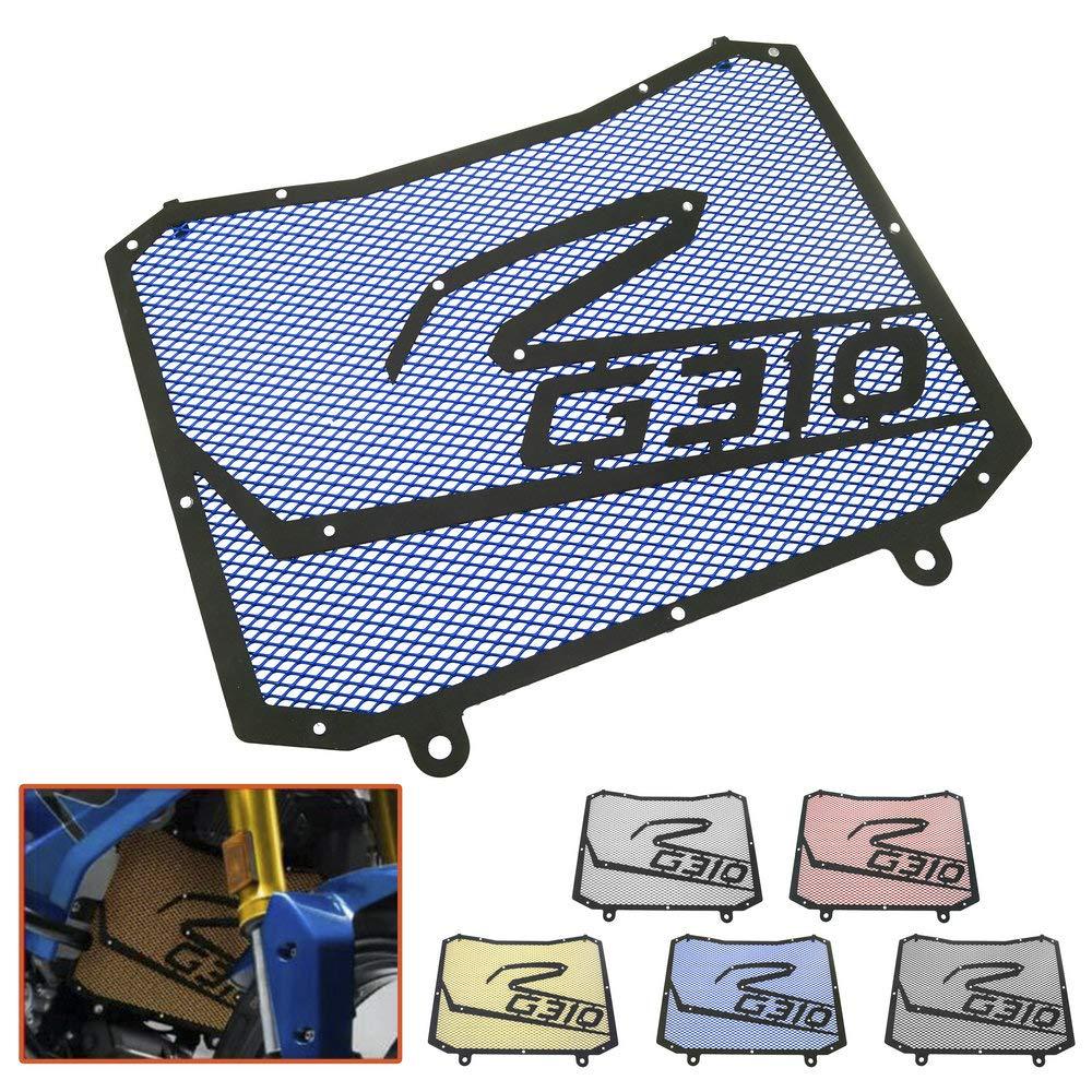 Heinmo Motocicletta Griglia Protezione Coperchio Protector Grill Per G310R 17-18 Radiatore Sartiame Kit di carenatura Heinmo Plus