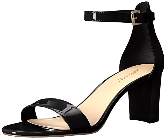 Womens Nine West Pruce Ankle Strap Sandal