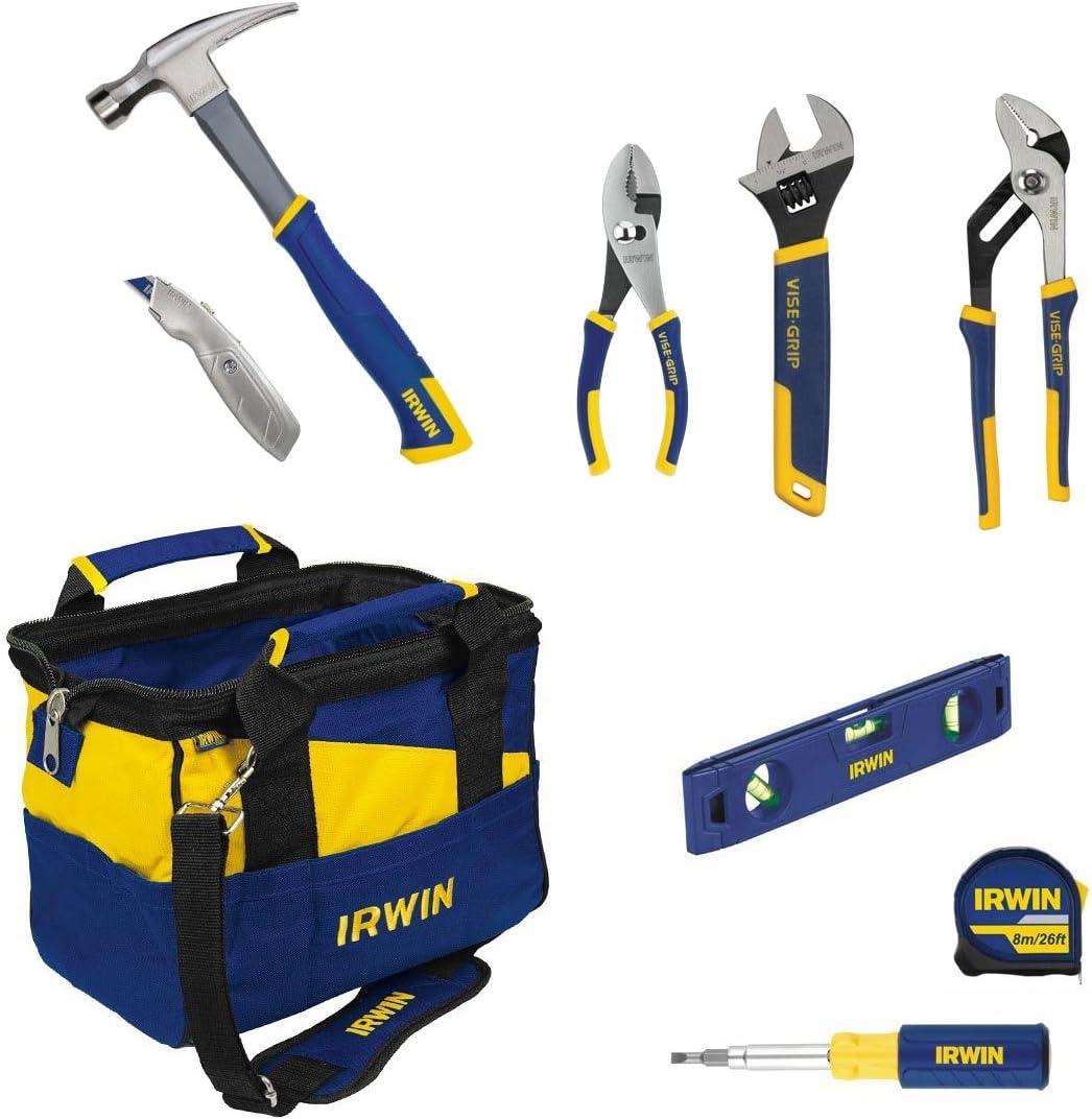 IRWIN Tools 1868995 9-Piece VISE-GRIP Multiple Tool Set
