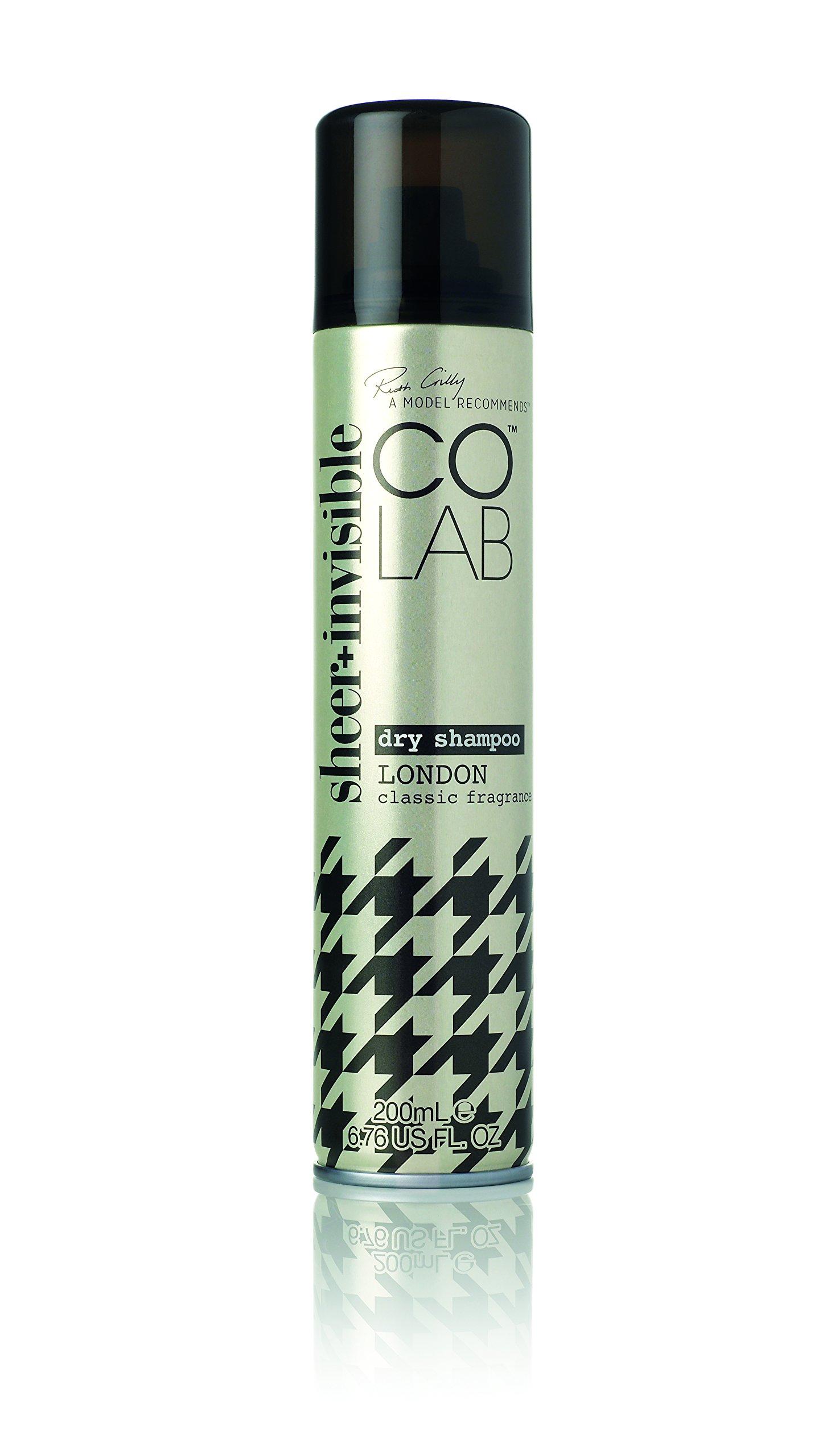 Amazon.com : Colab Sheer + Invisible Dry Shampoo - 6.76 Fl