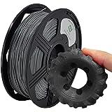 YOYI TPU 3D Printer Filament,Flexible Filament 1.75mm,100% Virgin Raw Material,1 KG Spool,Dimensional Accuracy +/- 0.03…