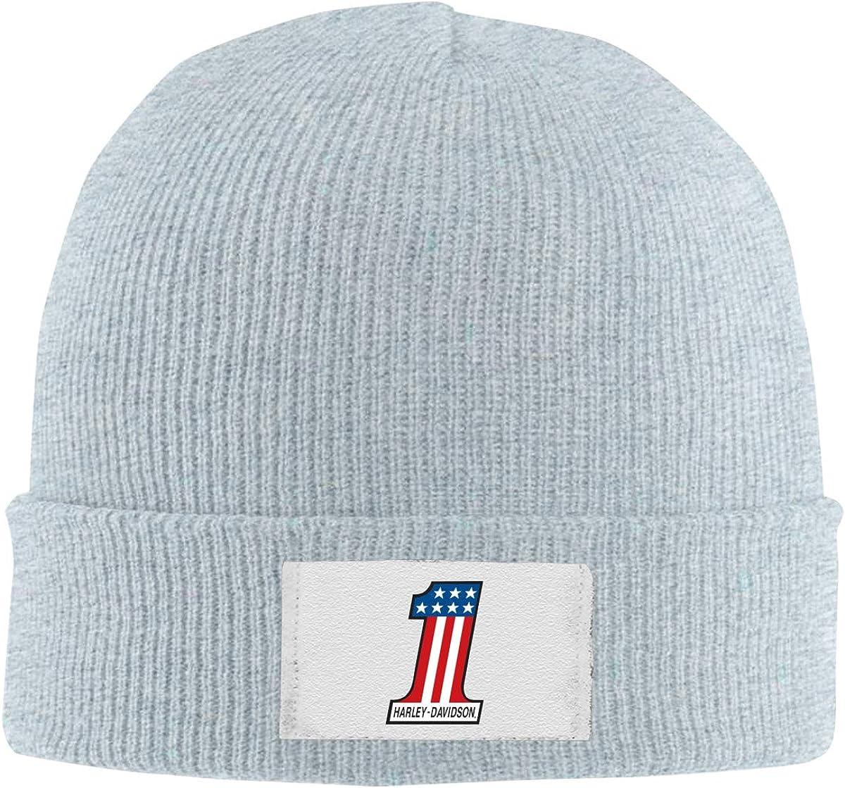 One Logo Knitted Hat Winter Outdoor Hat Warm Beanie Caps for Men Women