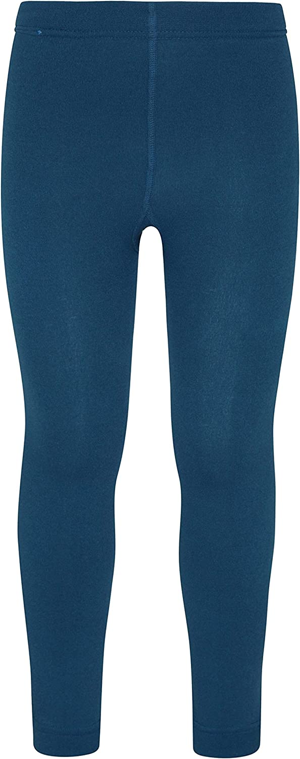 Mountain Warehouse Fleece Kids Tights Great to Wear as a Base Layer Under Trousers or Ski Pants Brushed Inner for Softness Footless Warm /& Cosy