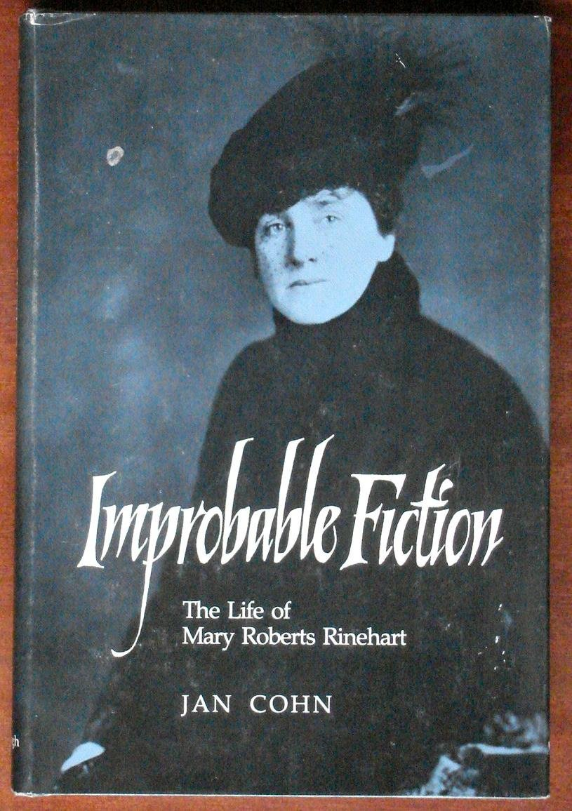 Download Improbable Fiction: The Life of Mary Roberts Rinehart ebook