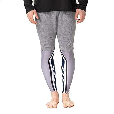 db406c26fde50a zipravs Men's 2-in-1 Shorts Compression Drawstring Pants Baselayer Tight  Leggings Jogging Running