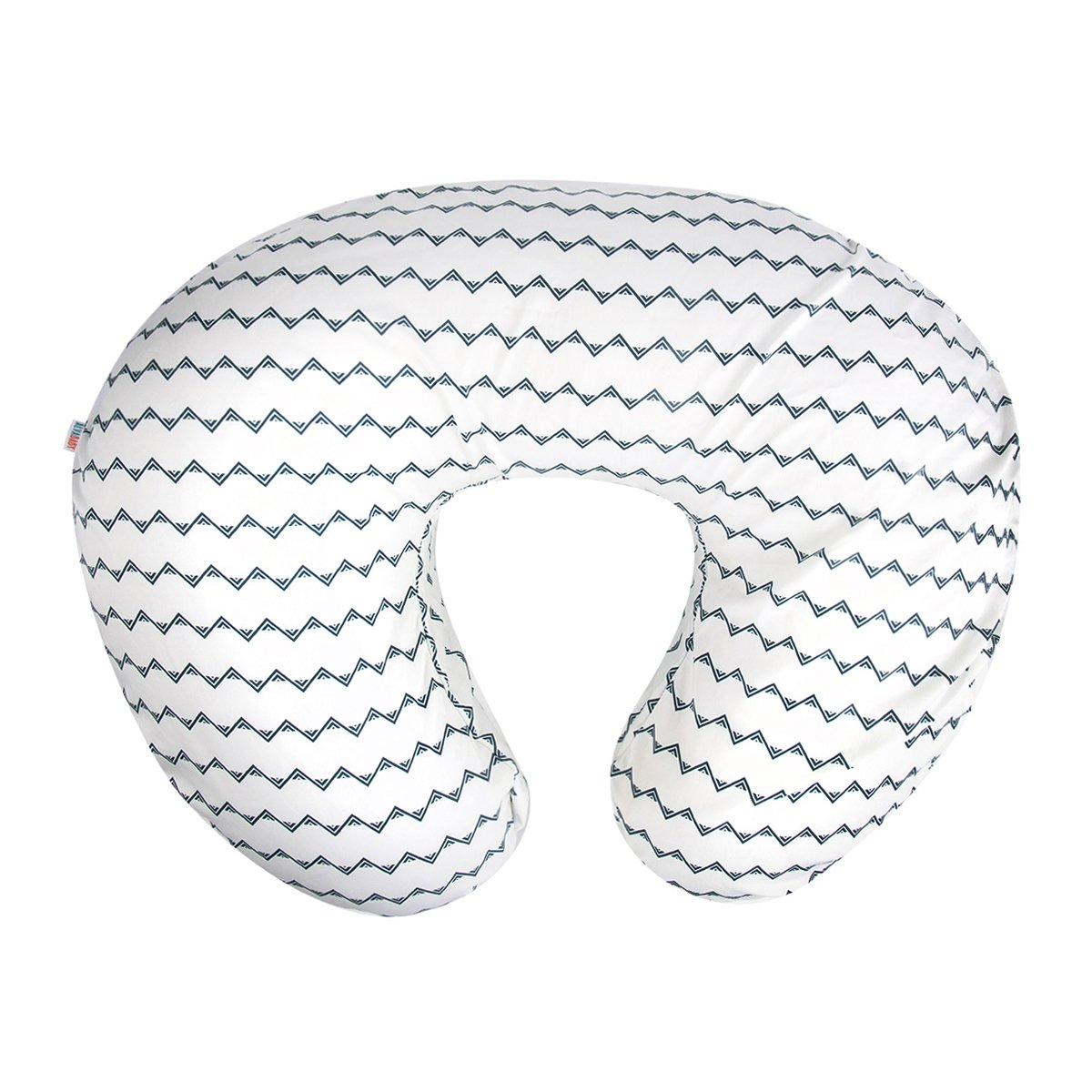 ALVABABY Nursing Pillow Cover Slipcover,100% Organic Cotton,Soft and Comfortable,Maternity Breastfeeding Newborn Infant Feeding Cushion Cover, ZT02
