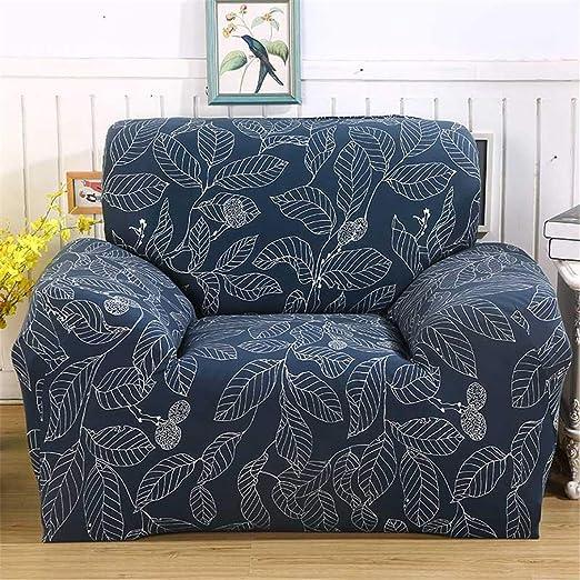 Ranferuyk Funda de sofá de Cuadros elásticos con diseño de ...