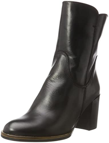 Tamaris 25555, Bottes Femme, (Black), 38 EU