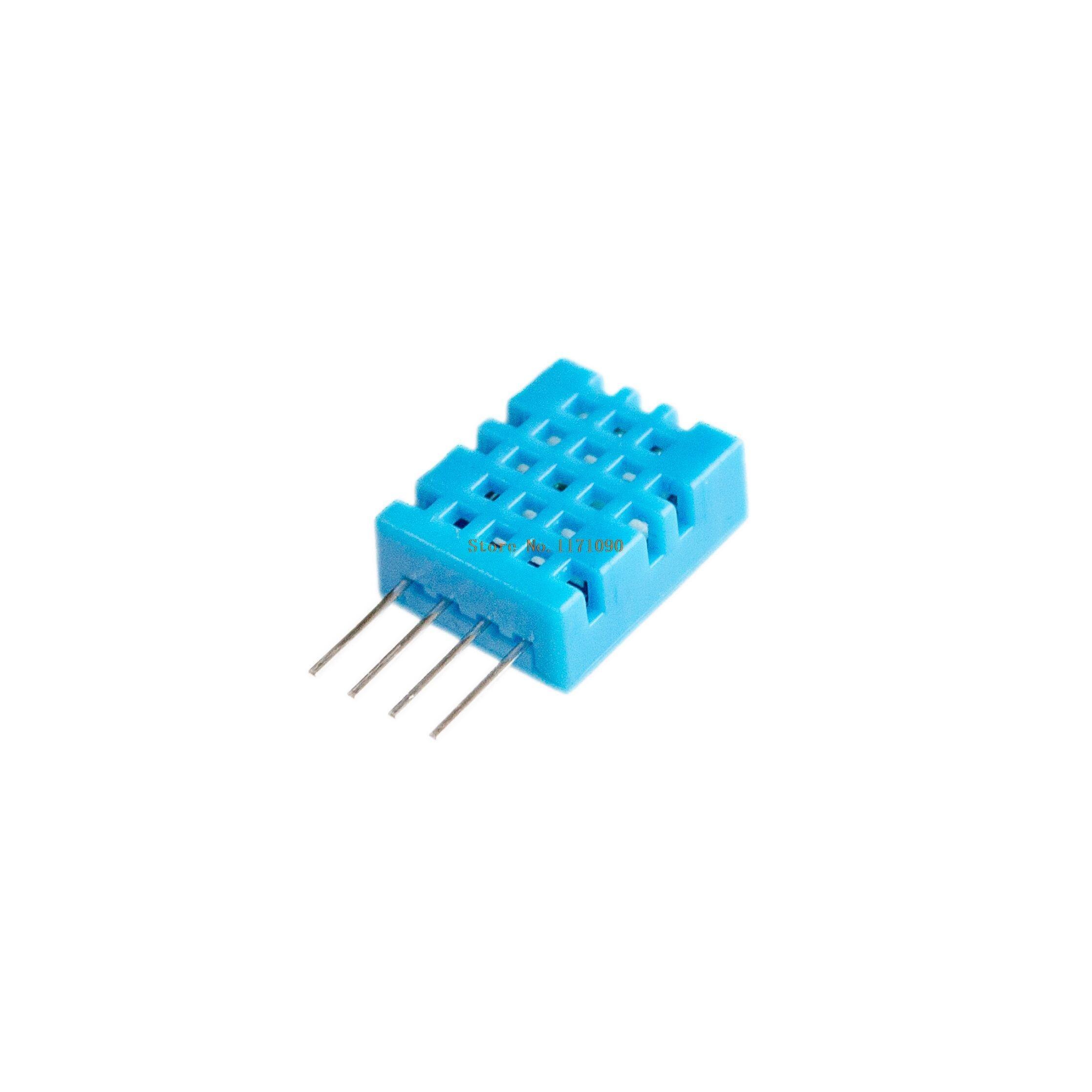 SuperiParts 50PCS DHT11 Digital Temperature and Humidity Sensor