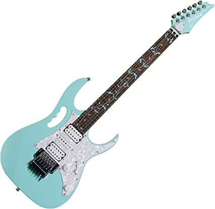 Ibanez Jem/UV Steve Vai Firma guitarra eléctrica: Amazon.es ...