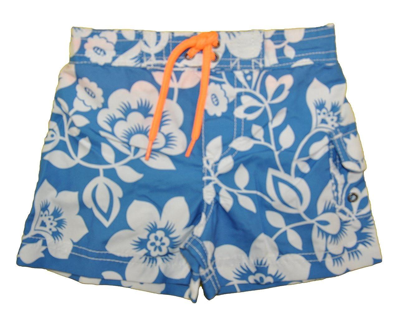 Carter's. Baby Boys' Blue Tropical Print Swim Short Carter' s.