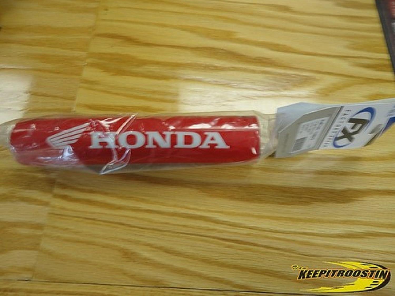 Fx Handlebar Pad and Keepitroostin Sticker Fits Honda Xr50 Xr50r Crf50 Crf50f 2000-2014 Factory Effex 15-66310-HONCRF